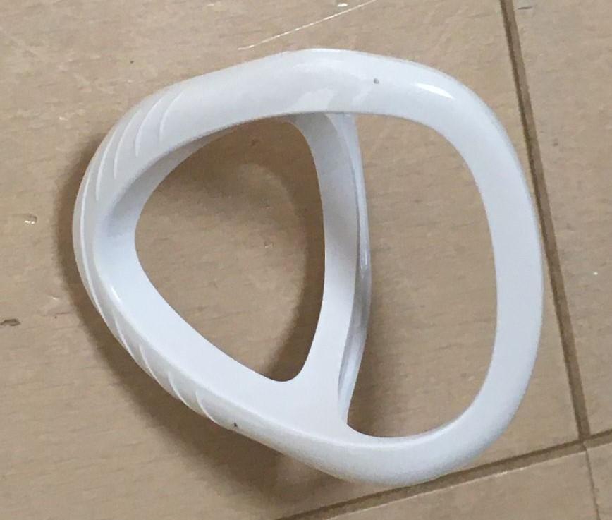 サティネルプレステージの脱毛ヘッドのスキンストレッチキャップの写真