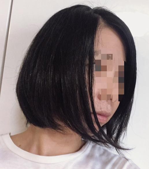 絹女ストレートアイロンの美髪効果