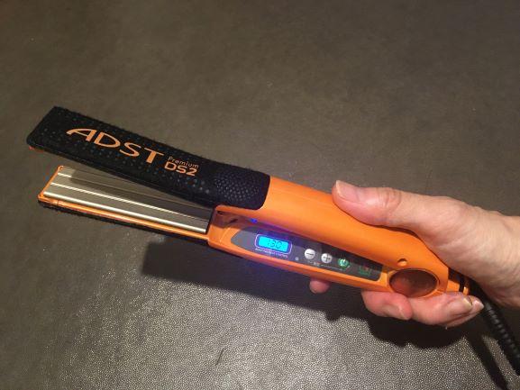 アドストDS2ストレートアイロンの口コミ記事のアイキャッチ画像